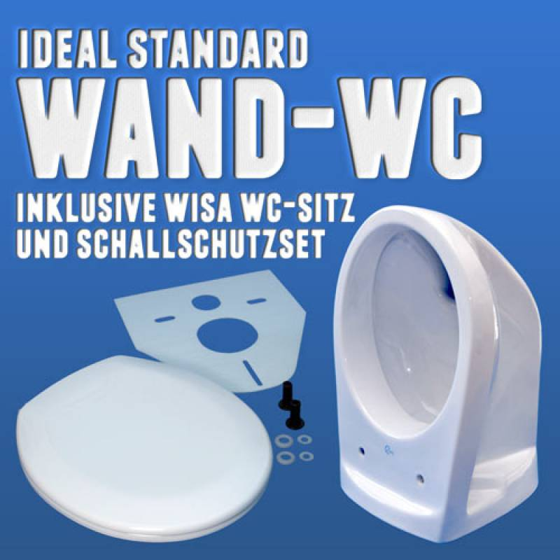ideal standard flachsp l wand wc eurovit v340301 ean. Black Bedroom Furniture Sets. Home Design Ideas