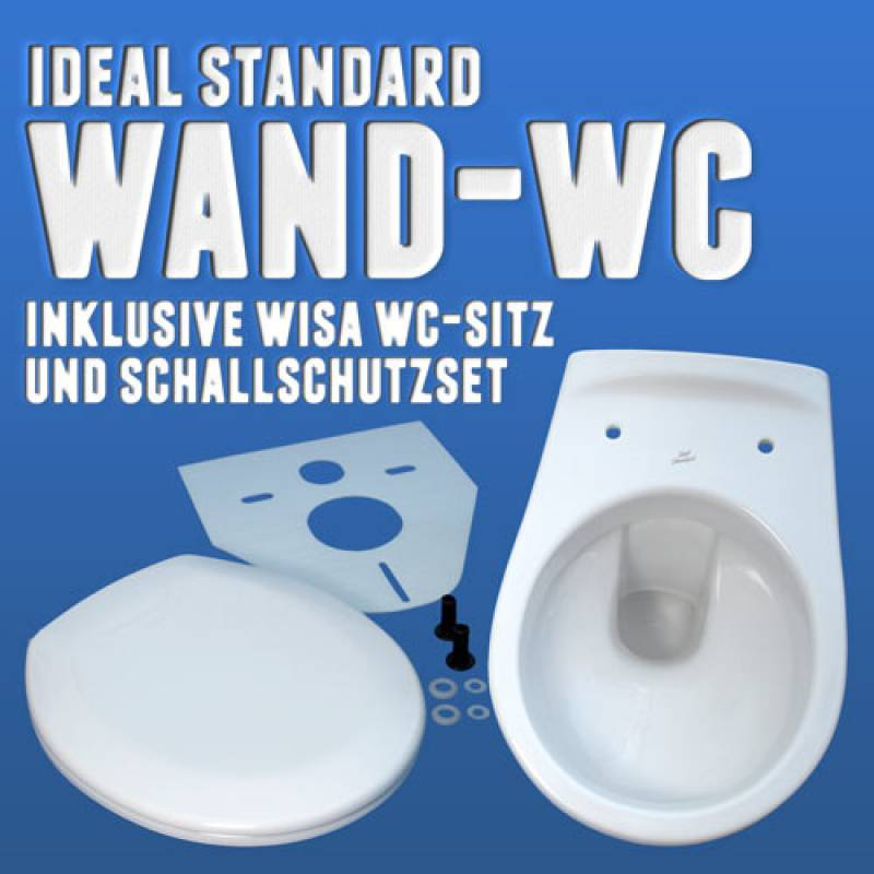 ideal standard tiefsp l wand wc eurovit v390601 ean. Black Bedroom Furniture Sets. Home Design Ideas