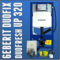 Geberit Sigma UP320 Duofresh  ...